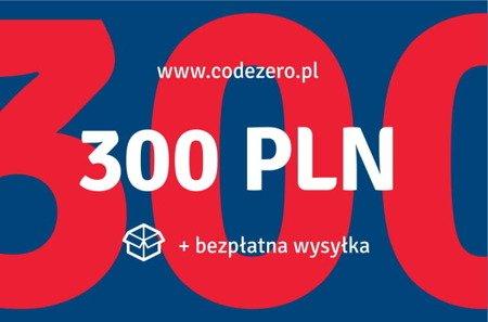 KARTA PODARUNKOWA - 300